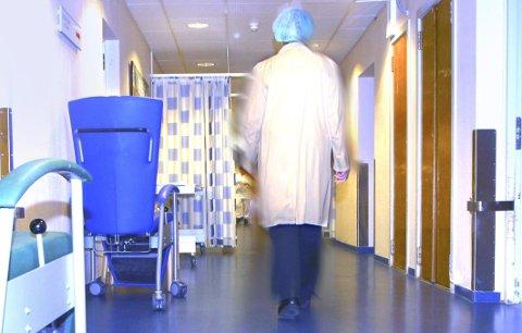 KORONAFRYKT: Leger ved Ullevål understreker viktigheten av at pasienter med symptomer på hjerteinfarkt oppsøker sykehus. - Det er helt trygt, understreker legene.