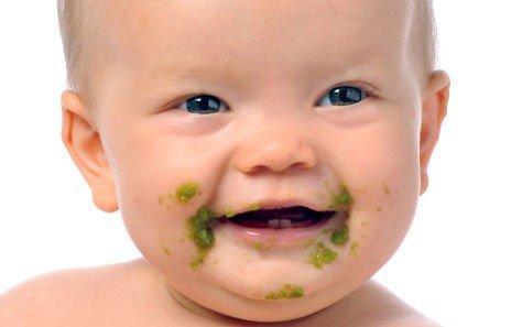 For et barn er det en opplevelse å få oppleve nye smaker og matvarianter.