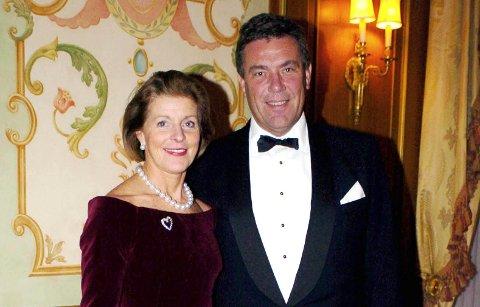 Forretningskvinnen Mille-Marie Treschow var gift med Stein Erik Hagen fra 2004 til 2012. Foto: Kristine Nyborg / SCANPIX .