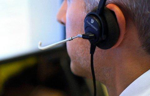Arbeidstilsynet ble nylig kontaktet av en daglig leder som skal ha blitt presset til å oppgi kortnummer og kode til nettbank over telefon. (Illustrasjonsbilde).