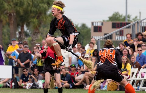 Vet du hva slags sport dette er? Prøv vår sportsquiz nummer 4 her! Foto: Reuters/Scott Audette