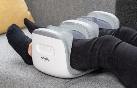 Zenkuru benmassasje er det ultimate produktet for deg som liker å få beina eller føttene massert.