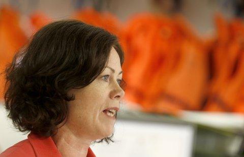 HORNE: Barne-, likestillings- og inkluderingsminister Solveig Horne (Frp) leder Norges delegasjon til møtet i FNs komité mot diskriminering.