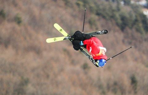 Øystein Bråten under OL-kvalifiseringen i Pyeongchang i 2018. Foto: Andreas Hillergren / TT / NTB scanpix.