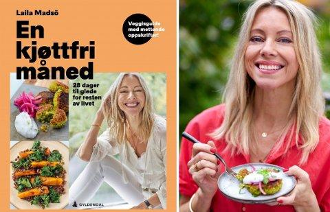 Laila Madsö har skrevet boka «En kjøttfri måned».Nå tilbyr hun Nettavisens lesereet kurs i hvordan du kan spise 100 prosent plantebasert i 28 dager.