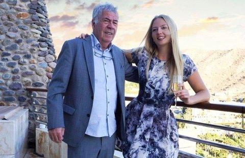 UKJENTE SIDER: Kine Olsen Vedelden avslører nye sider ved Drillo.