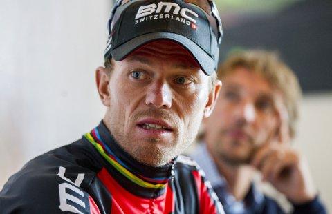 FÅR KJEFT: Tidligere syklist Thor Hushovd.