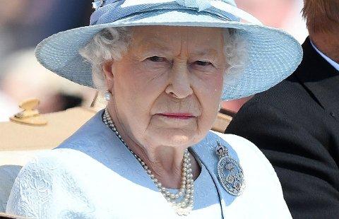 Den britiske monarken, dronning Elizabeth, fyller 92 år i april måned.