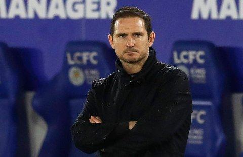 MOTGANG: Chelsea sliter om dagen og tirsdag ble det tap mot Leicester.