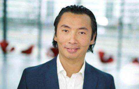 GLEM FORTIDEN: Olav Chen i Storebrand Kapitalforvaltning tror aksjeavkastningen vil falle fremover.