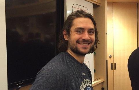 KNALLSTART: Mats Zuccarello og New York Rangers har fått en perfekt start på sesongen.