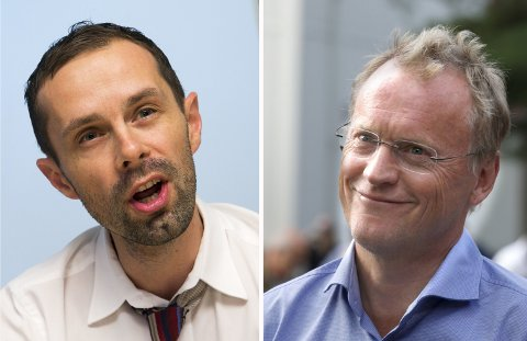 IKKE NÅDIG: Hallstein Bjercke (V) sammenlignet Raymond Johansen (Ap) forslag til navnendring med Julius Cæsars forslag om å gi sommermåneden juli hans navn.
