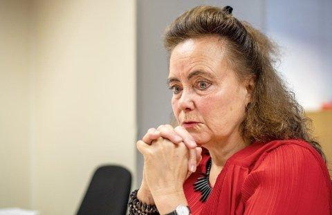 Anna Elisa Tryti fortalte tirsdag pressen om trusljene og sjikanen hun har vært utsatt for.
