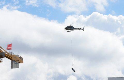 Norsk Flygerforbund kritiserer Luftfartstilsynet etter flere helikopterulykker i år. Illustrasjonsfoto: Terje Pedersen / NTB scanpix