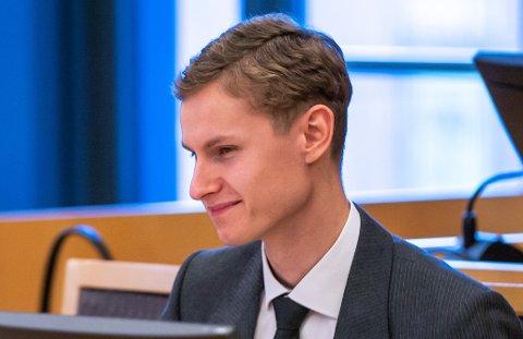 DRAPS- OG TERRORSIKTET: Philip Manshaus er siktet for drapet på sin stesøster og for terrorangrep mot en moske i Bærum.