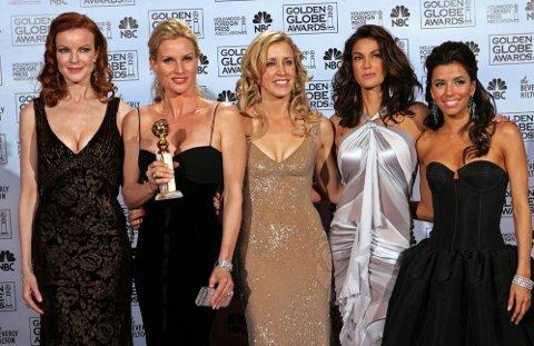 De fem fruene i «Frustrerte Fruer» vil ikke returnere til sine roller enn så lenge.