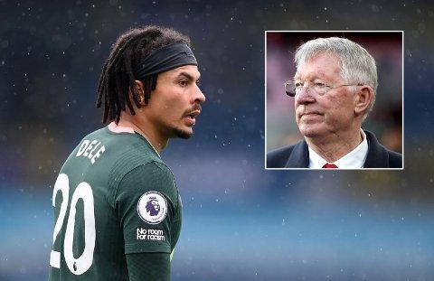 KRITISK: Sir Alex Ferguson har fulgt med på karrieren til Dele Alli.