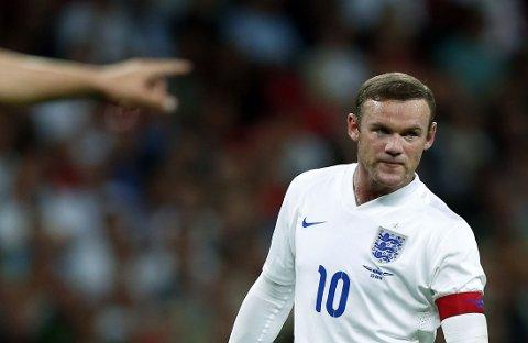SER FRAMOVER: Wayne Rooney mener England nå må se framover.