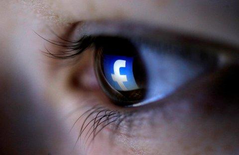 ILLUSTRASJONSBILDE: Facebook sitter på store mengder data om deg.