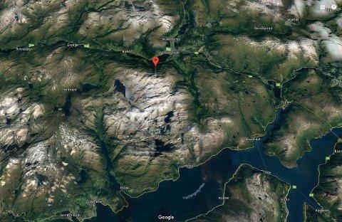 Gråsidetoppen er et populært turmål i Voss i Hordaland.
