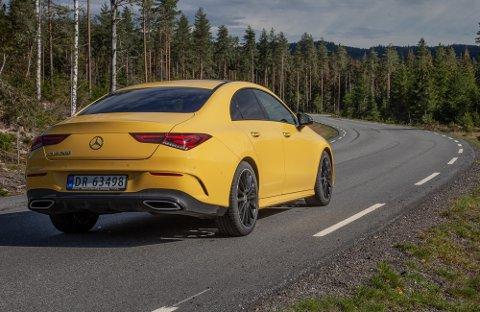 Mercedes designbombe CLA er klar i ny generasjon. På enkelte områder er den vanvittig imponerende.