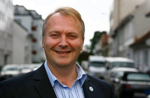 VIDAR KLEPPE: Politisk nestleder Vidar Kleppe i Demokratene mener at tiden er inne for å velge Demokratene inn på Stortinget.