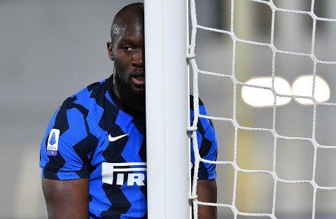 UTESTENGES? Romelu Lukakus Inter var en av utbryterklubbene i Italia.