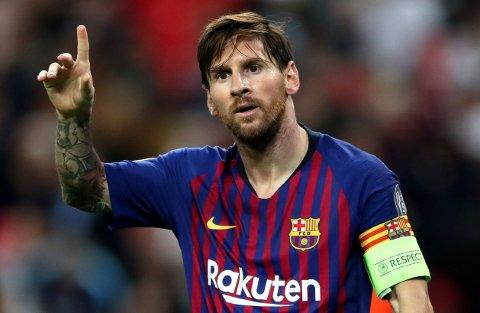 MILLIARDÆR: Lionel Messi tjener gode penger på fotballen.