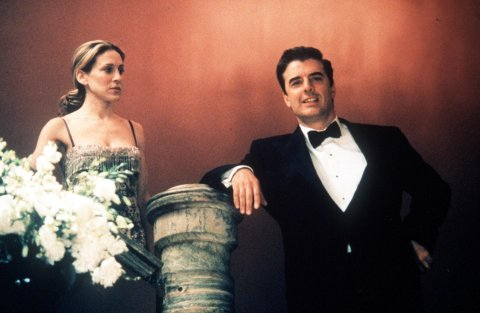 90-TALLETS TV-PAR: Carrie og Mr. Big i «Sex & Singelliv».