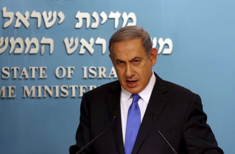 UNDER ETTERFORSKNING: Israels statsminister Benjamin Netanyahu.