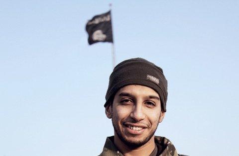 TERRORIST OG DRAPSMANN: Abdelhamid Abaaoud.