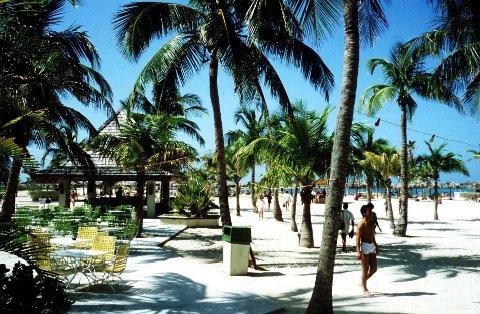 Bermuda er på listen til veldedighetsorganisasjon Oxfams liste over verdens verste skatteparadis.