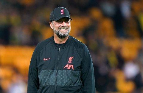 POPULÆR MANN: Liverpool-manager Jürgen Klopp har jobbet med mange spillere opp gjennom tiden og mange av dem snakker meget varmt om tyskeren.