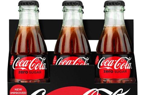 Coca-Cola Light vs. Coca-Cola Zero Sugar! Smaken er faktisk ulik - uansett hva noen skulle mene.