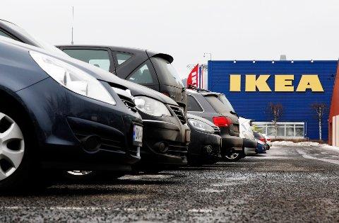 IKEA: En kjent merkevare for nordmenn, som legger igjen store beløp hos IKEA hvert eneste år.