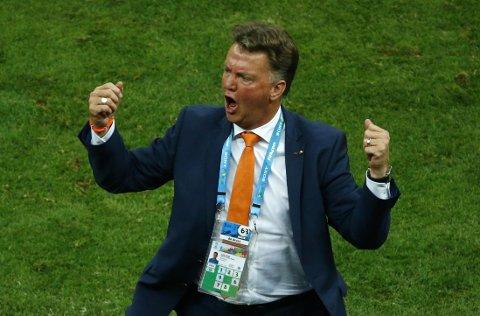 JUBEL: Nederland kunne juble for bronse i VM.