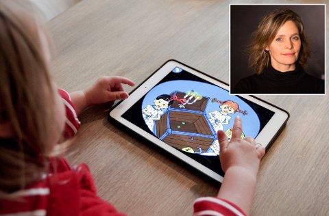 - Hjernen blir stimulert og aktivert selv om barnet er kroppslig rolig.