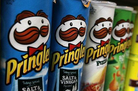 Pringles er faktisk designet for å bli spist på en spesiell måte. Gjør du det riktig?