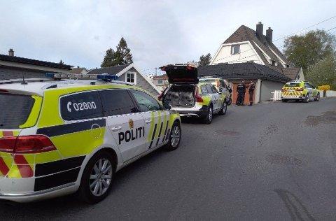 Politiet har satt inn store ressurser for å finne gjerningsmannen.