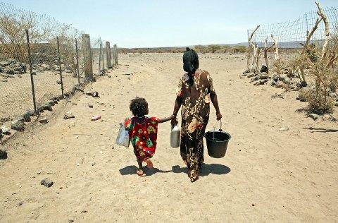NYE TRUSLER MOT BARN: – I tillegg til vedvarende utfordringer som helse, ernæring og utdanning, må barn i dag stri med trusler som klimaendinger og misbruk og mobbing på nett, sier UNICEF-sjef Henrietta Fore.