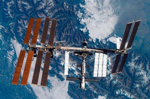 En amerikansk og to russiske astronauter landet natt til torsdag på jorden etter å ha tilbrakt seks måneder ved Den internasjonale romstasjonen (ISS). Foto: Nasa / NTB
