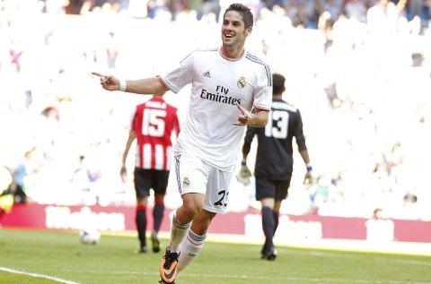 KAN BLI CITY-SPILLER LIKEVEL: Isco har slitt med å få spilletid i Real Madrid.