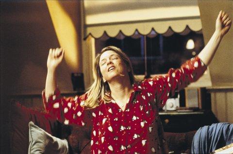 SINGELLIVET: Bridget Jones er ulykkelig som singel, men det gjelder absolutt ikke alle.