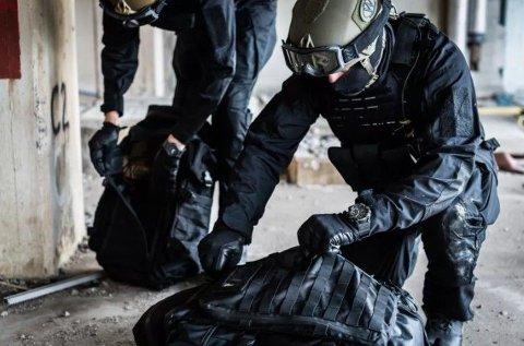Milrab patrulje brukes både av politiet og privatpersoner.