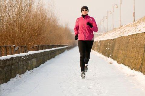 Unngå harde økter ved temperaturer under 10 minus. Det kan skade lungene, svekke kapasiteten og i verste fall medføre utvikling av astma.