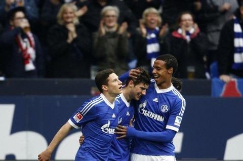 POPULÆR: Schalke 04s Julian Draxler blir stadig koblet med større klubber.