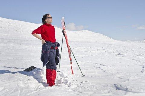 KLAR FOR PÅSKEFJELLET: Har du nye ski- eller fjellsko bør du bruke disse jevnlig før du legger ut på langtur.