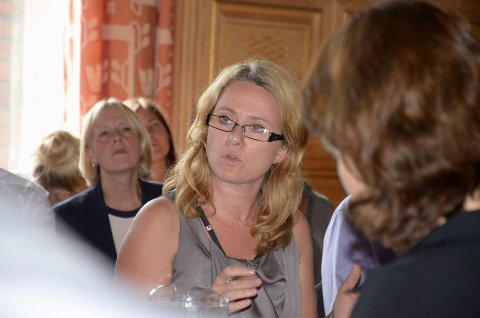 Skolebyråd Anniken Hauglie (H) er veldig glad for at det ikke blir streik i Oslo.