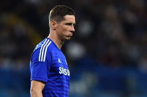 PÅ VEI BORT: Fernando Torres kobles til AC Milan.