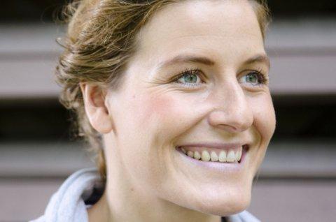 LINN-KRISTIN RIEGELHUTH KOREN har i flere år spilt for Larvik Håndballklubb og hun har vært på det norske landslaget siden 2003.